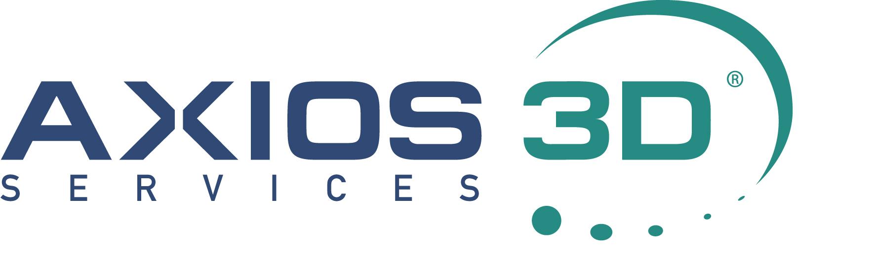 Axios 3D Logo RGB