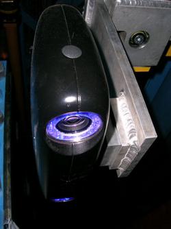 CamBar B2 zur Feinpositionierung